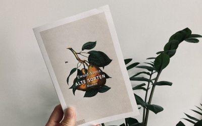 Alte Sorten von Ewald Arenz – Buchrezension