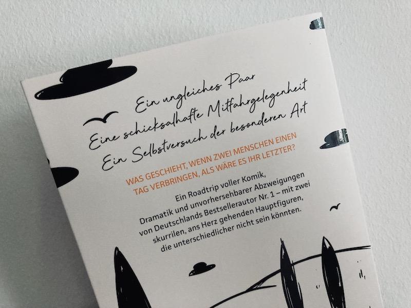 Sebastian Fitzen Kein Thriller Klappentext