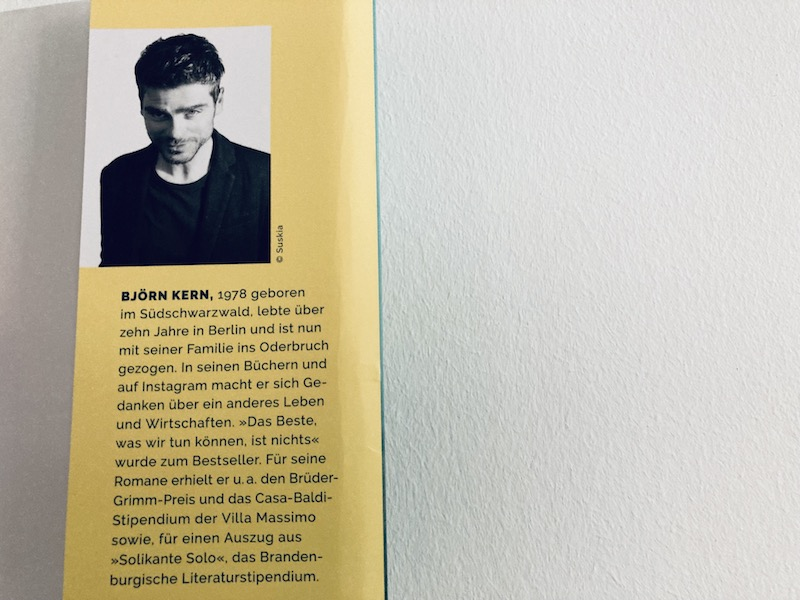 Solikante Solo Björn Kern