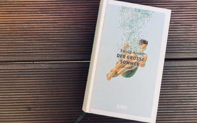 Der große Sommer von Ewald Arenz – Buchrezension
